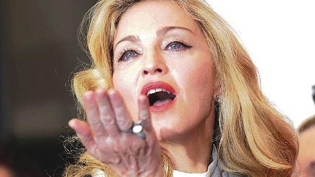 Madonna, la cantante mejor pagada