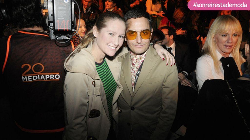Fiona Ferrer y Josie