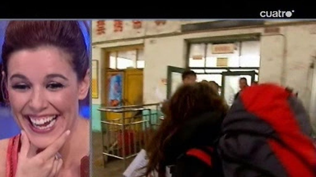 Charlamos con Raquel Sánchez Silva de las experiencias de Pekín Express