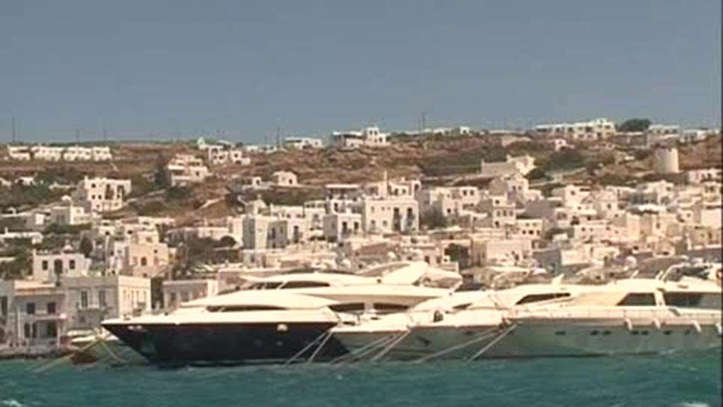 Mykonos y Santorini: Mykonos Town es la ?pequeña Venecia?