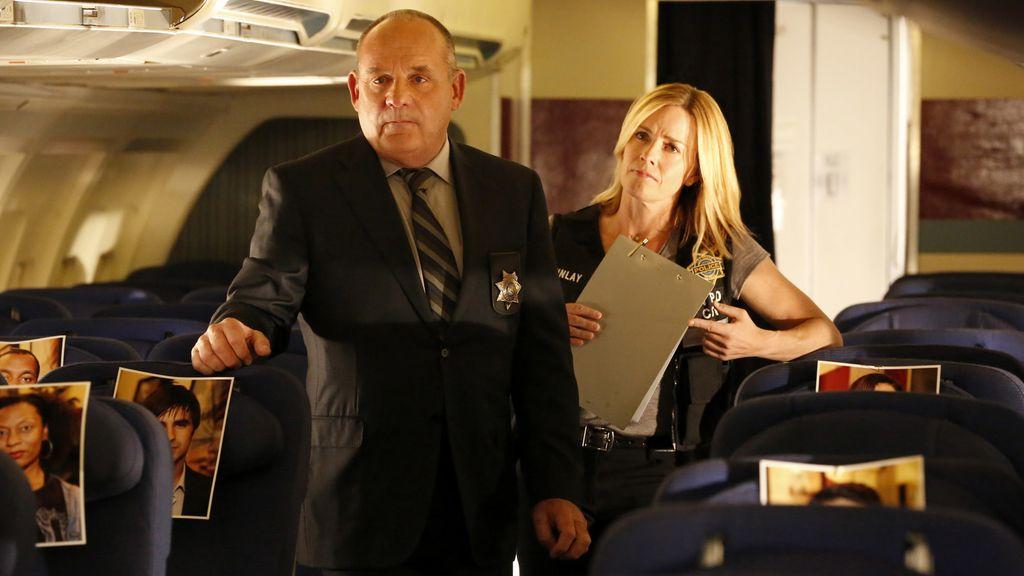 Santa Claus asesinado y un misterioso robo en un avión, los dos nuevos casos de CSI