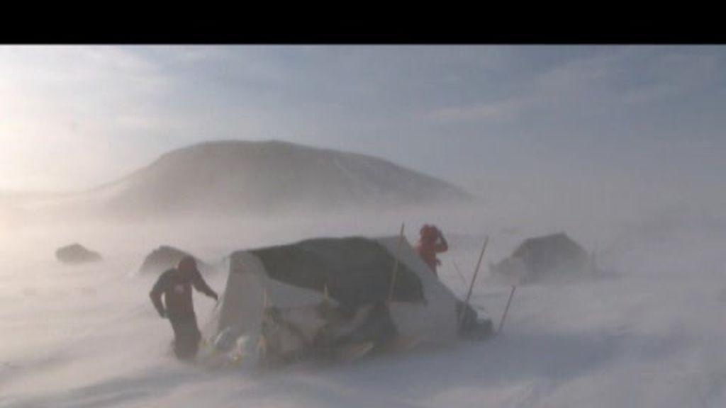 Promo Desafío extremo: Groenlandia, el hielo es el protagonista