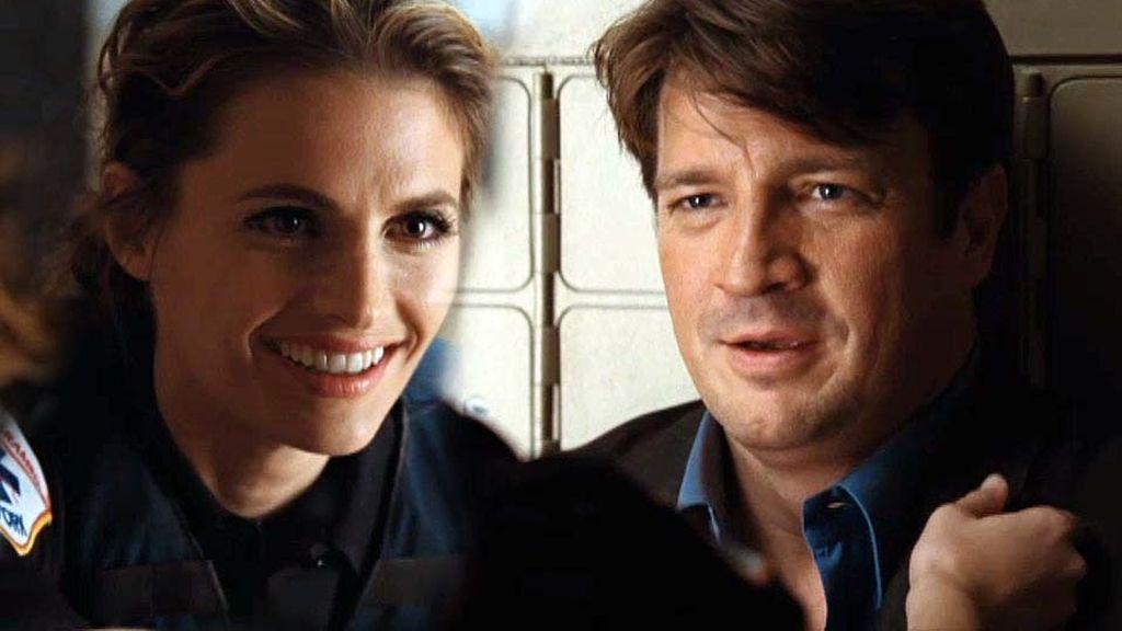 Castle y Becket, complicidad y miradas de amor
