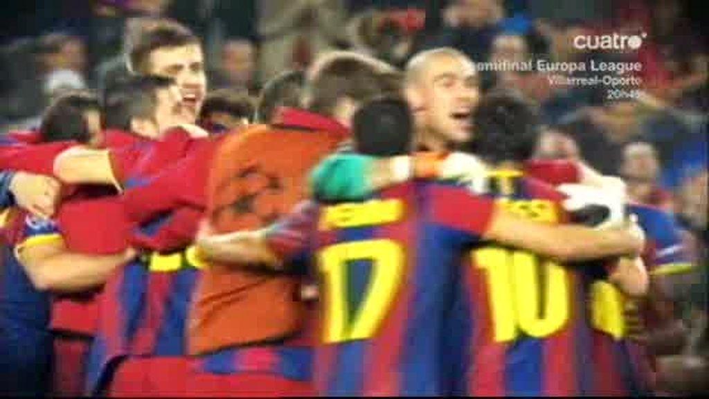 El discurso del Barcelona