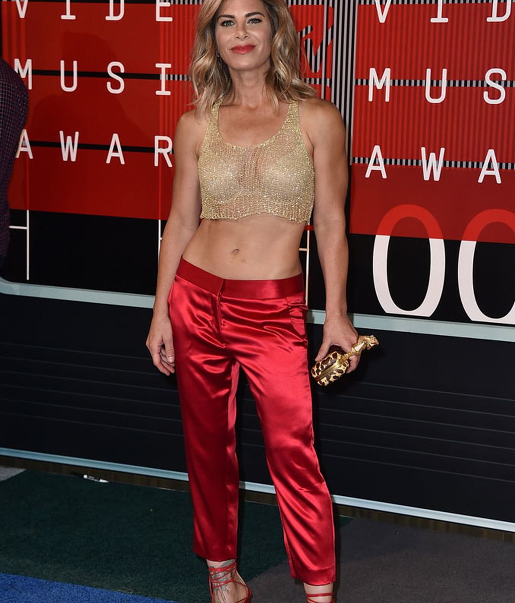 Jillian Michaels en los premios MTV