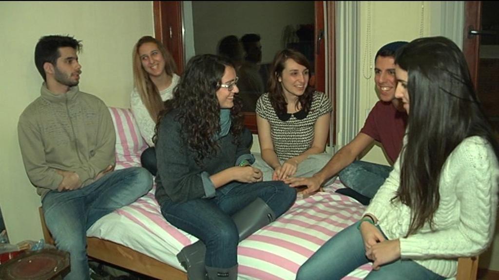 Miles de estudiantes se quedan sin beca Erasmus