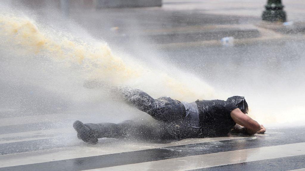Los indignados turcos convocan otra manifestación en Turquía