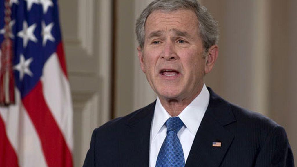 Bush se despide