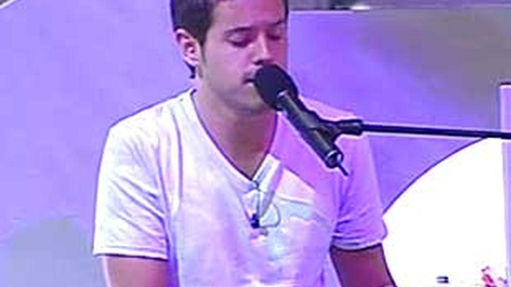 Pablo al piano