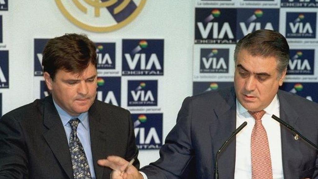 El paso de Camacho por el Real Madrid en 1998 fue de 20 dias