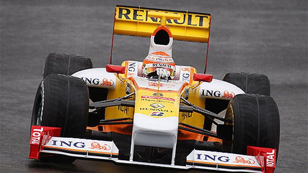 El R-29: El coche con el que Alonso debe volver a luchar por el título