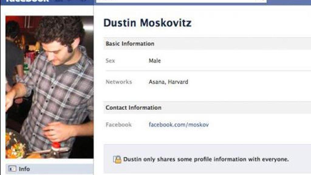 Dustin Moskovitz: Es el tercer cofundador de la compañía
