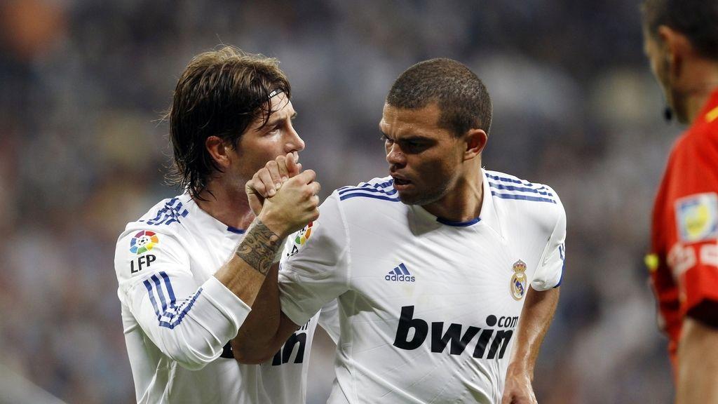 Sergio Ramos y Pepe renuevan con el Real Madrid