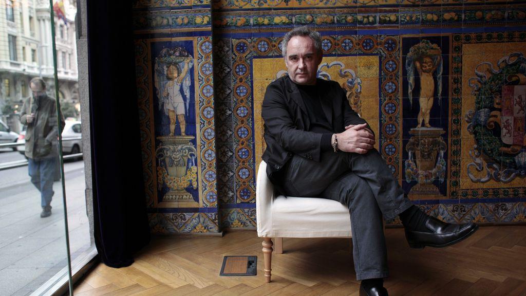 La cocina de Ferran Adrià
