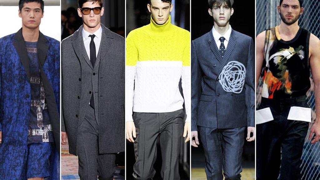 Semana de la Moda de París. Hombre. Otoño-Invierno 2014