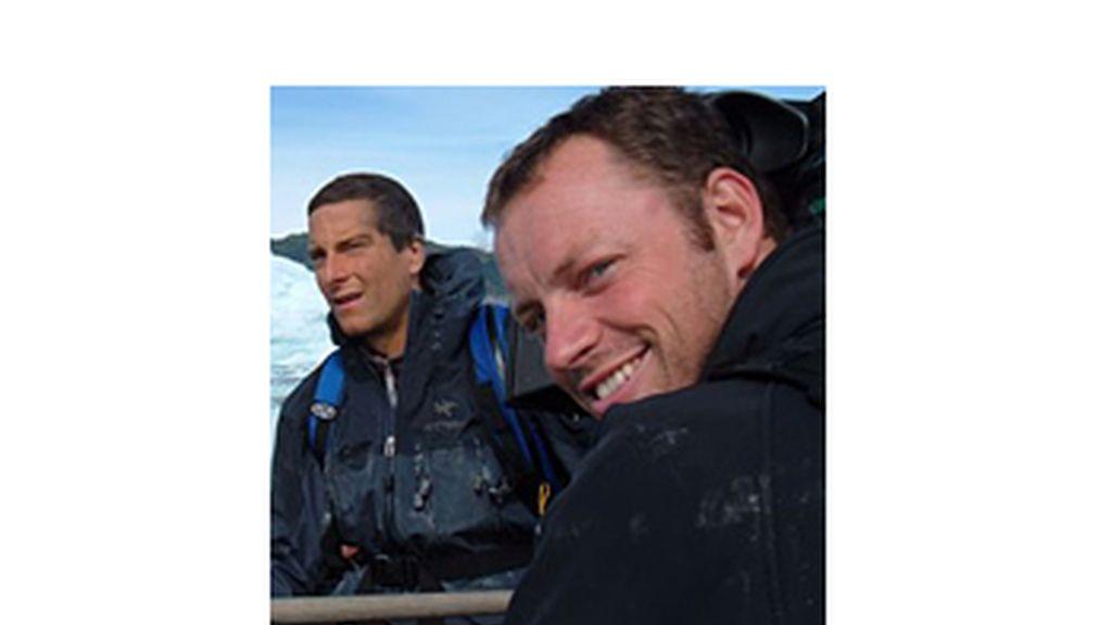 Simon Reay, cámara último superviviente