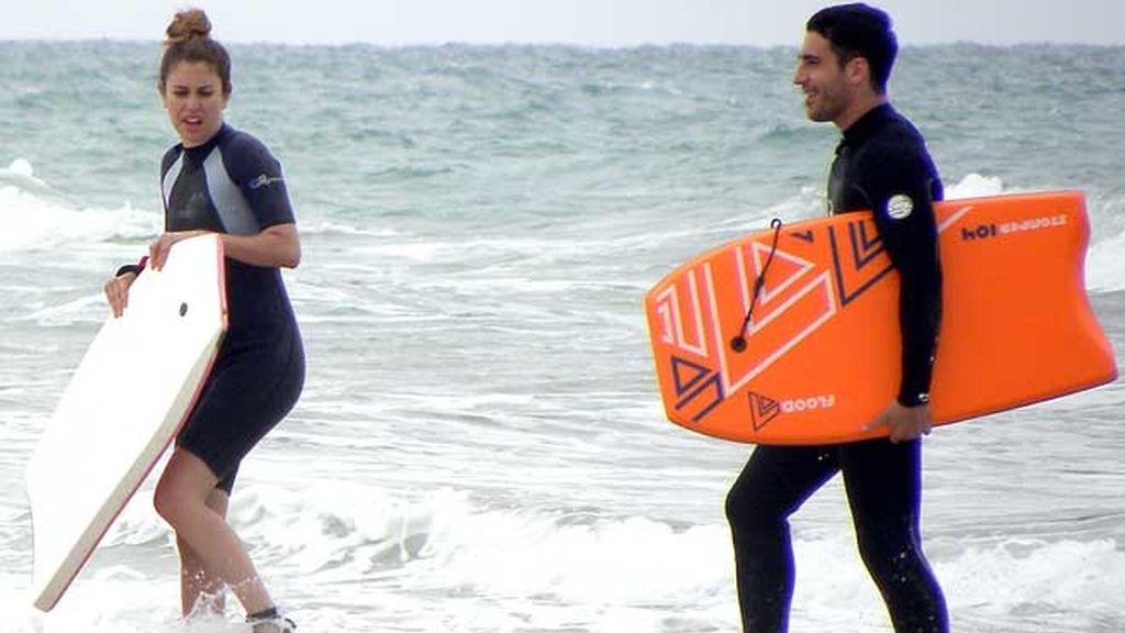 Yo también hago surf