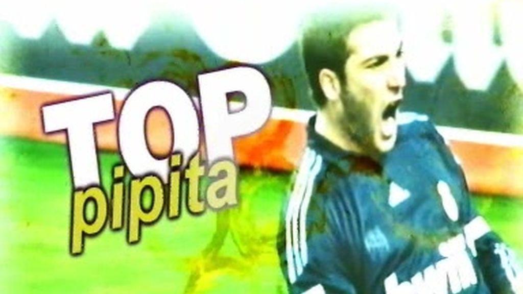Mourinho lo tiene claro...'Higuaín es un jugador top'