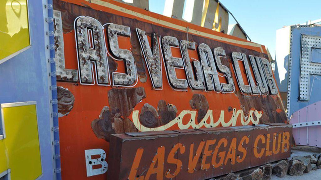 Se encuentra en Las Vegas