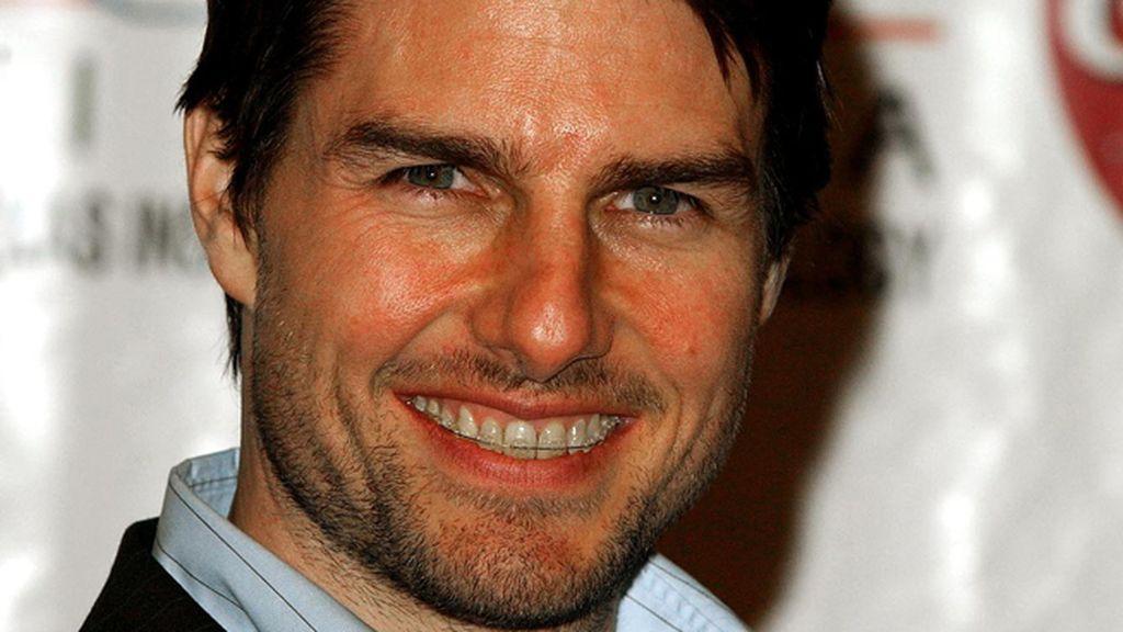 Tom Cruise, una sonrisa 'profident'