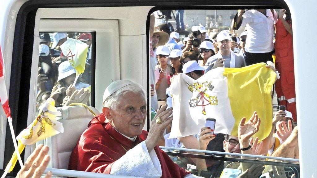 Papa,Benedicto XVI