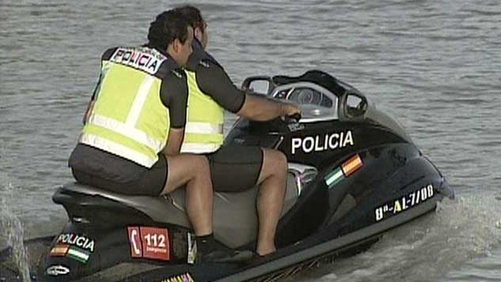 Búsqueda en el Guadalquivir