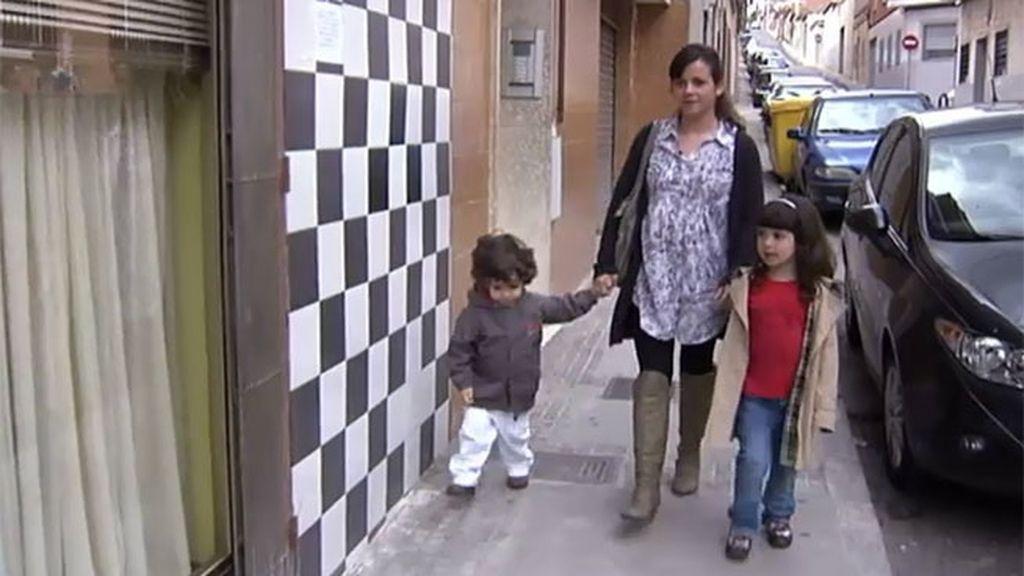 Gracias a 'Supernanny', David y Gema han empezado a disfrutar de sus hijos
