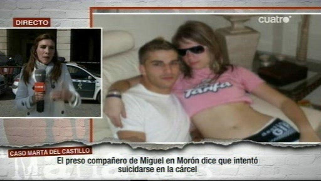 Miguel Carcaño intentó suicidarse