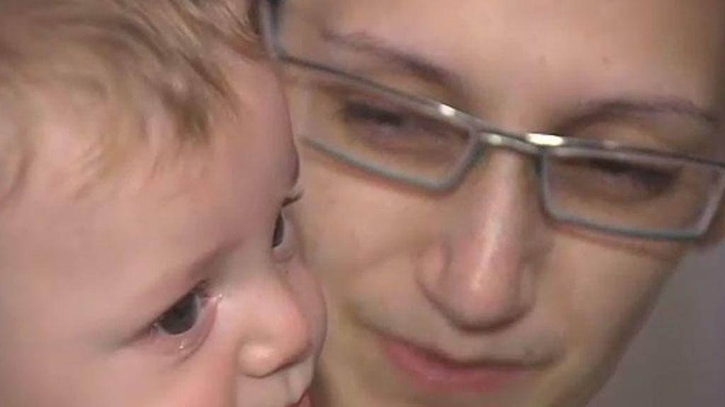 La familia siria acogida por Cayetano Martínez de Irujo