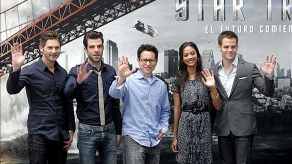 Nueva entrega de la saga Star Trek con Eric Bana