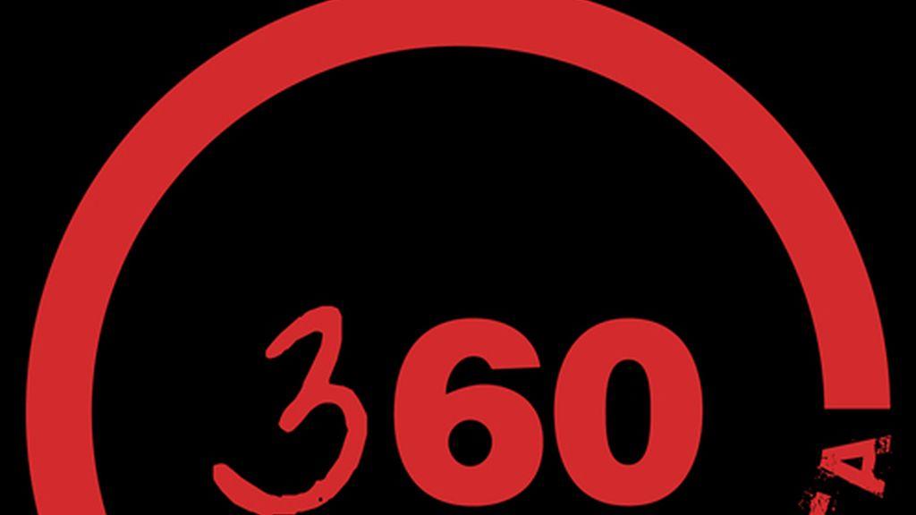 El logo de 3 sesenta