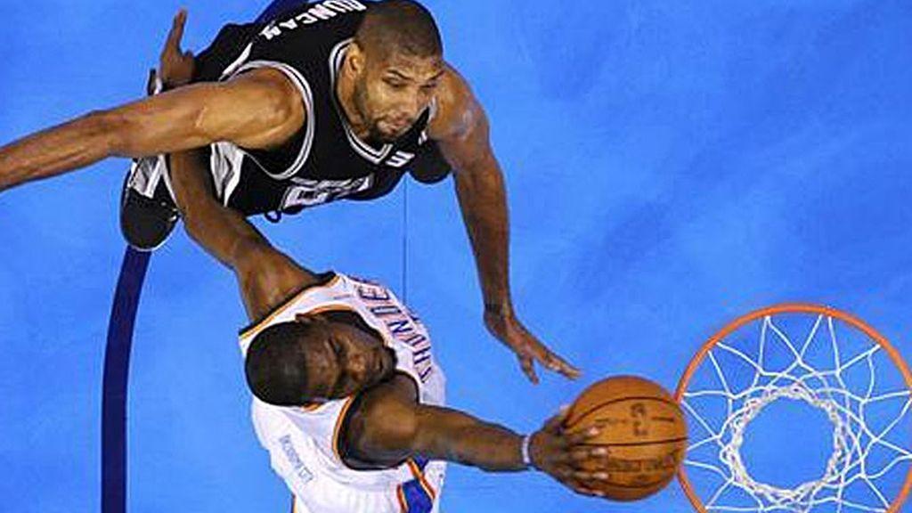 Kevin Durant, el jugador que guió a los Thunder para tumbar el invicto de los Spurs