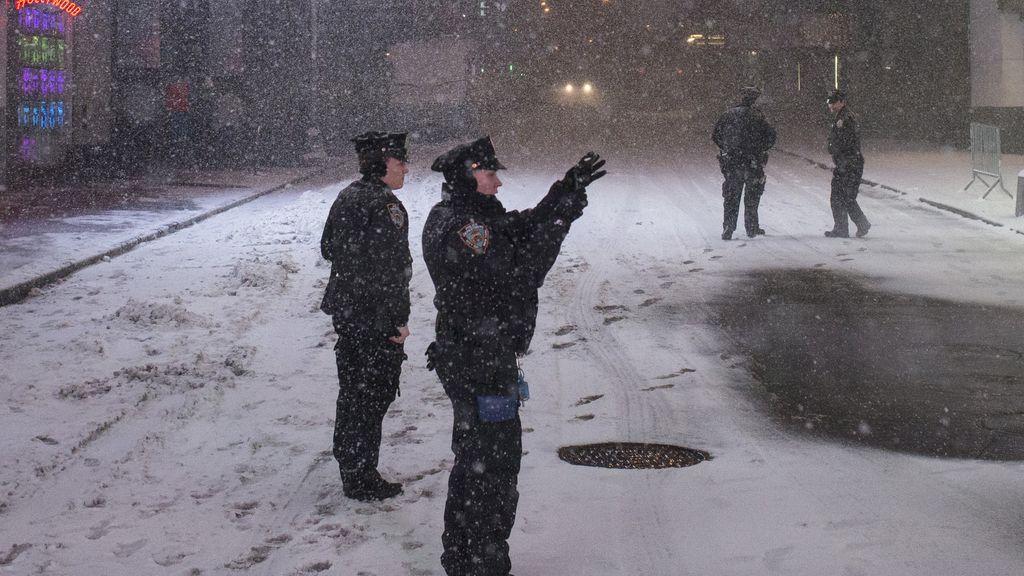 Nueva York, llega la supertormenta de nieve