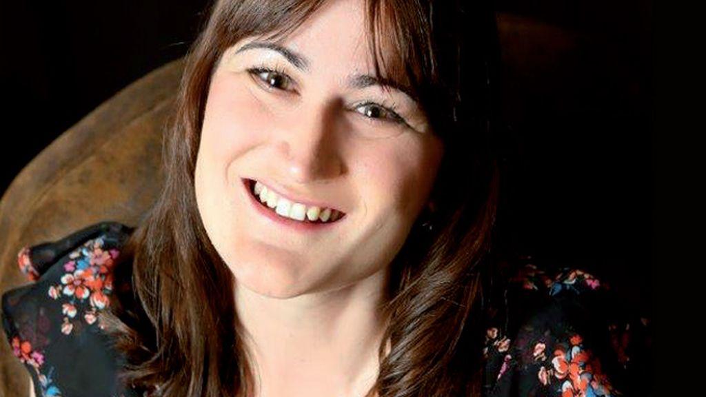 Sara Ballarín autora de El cuarderno de Paula, la primera novela de la colección BetaCoqueta