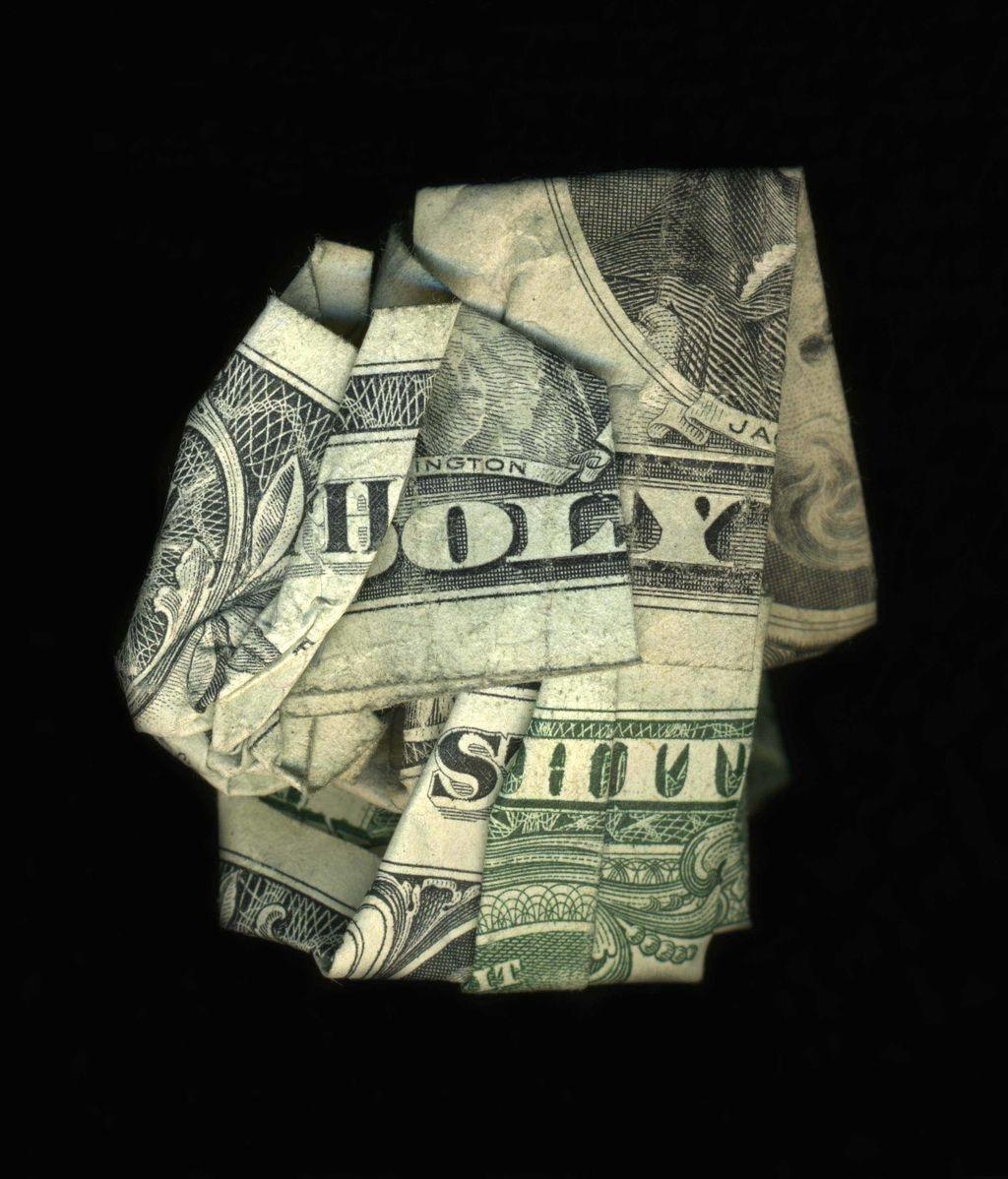 Las frases ocultas de un billete de dólar