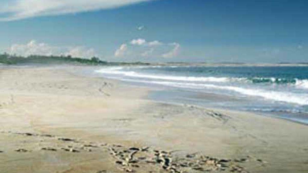 Stockton, en Australia, tiene 32 kilómetros de arena virgen