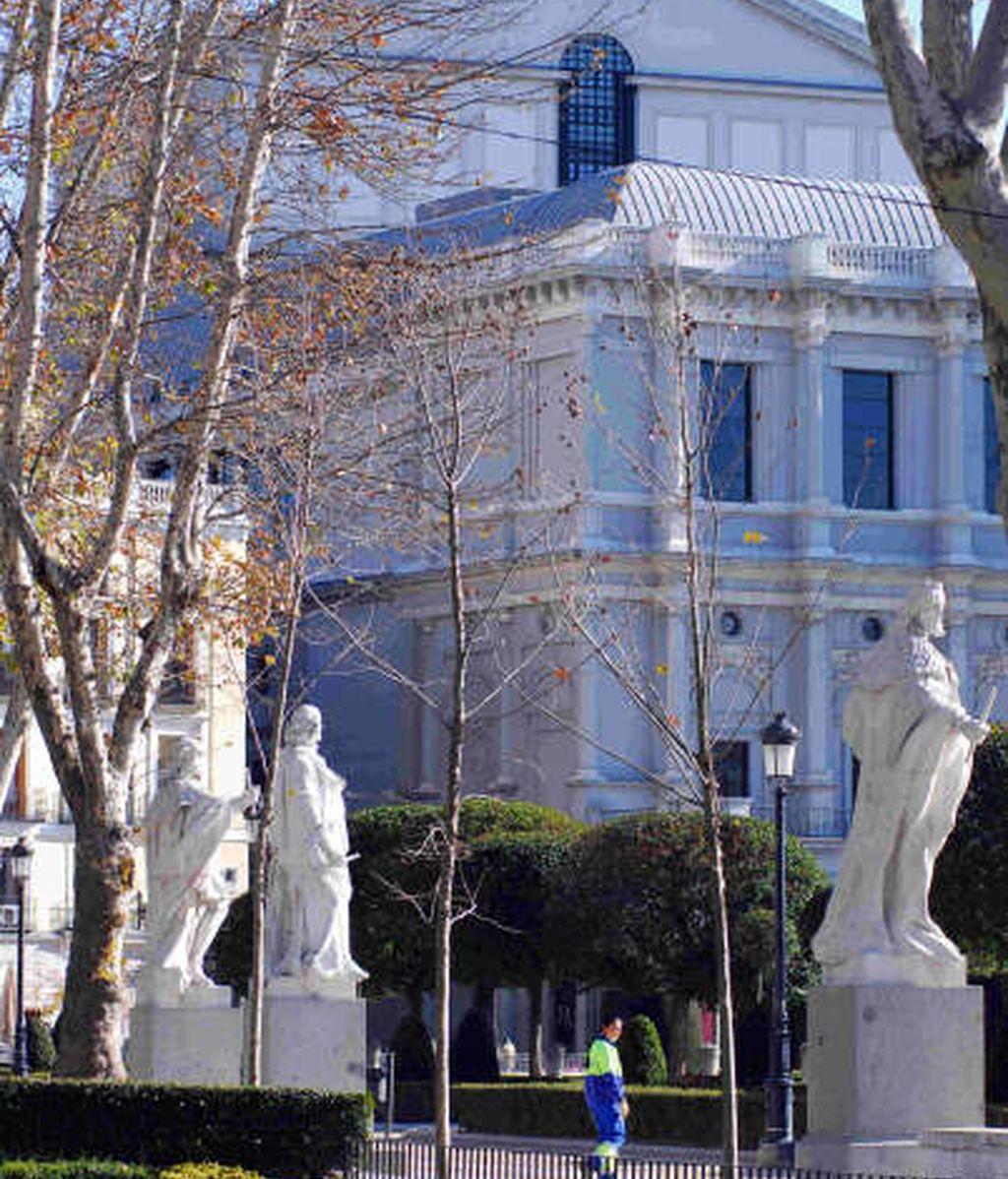 Madrid desde el objetivo de Alex