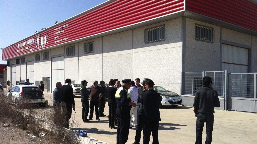 Hallan los cuerpos en Zafra de un hombre de 52 años y su sobrina embarazada