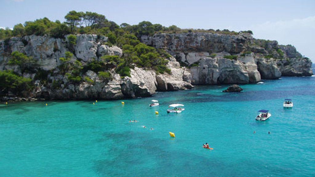 Playa de la Macarella