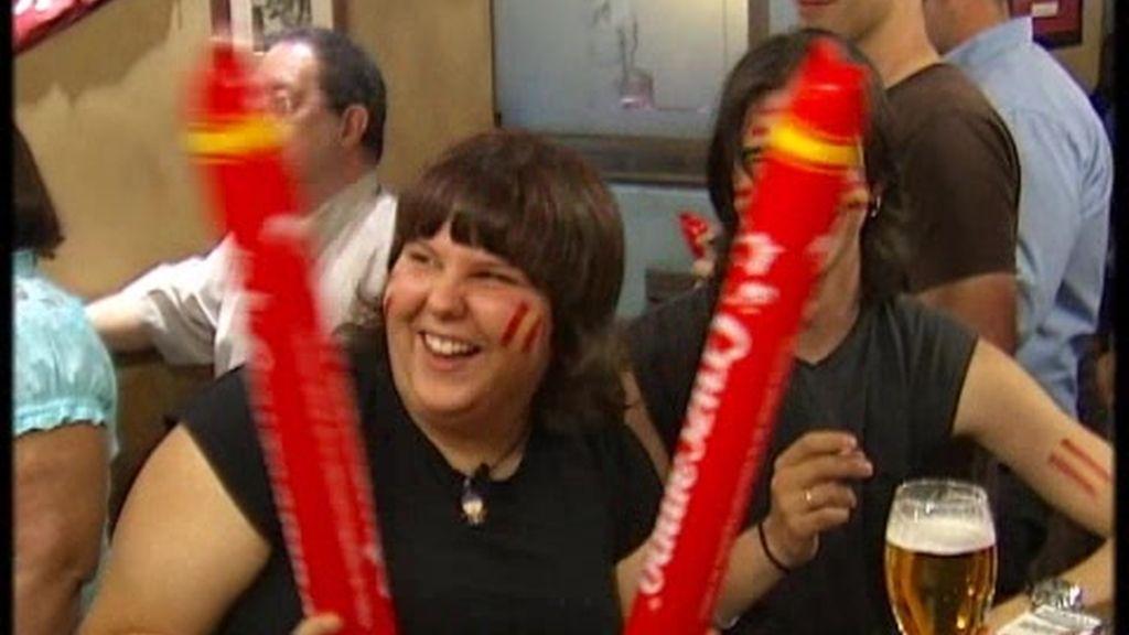 La alegría de España