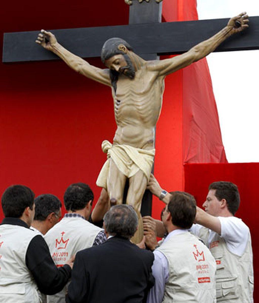 Via Crucis en Madrid
