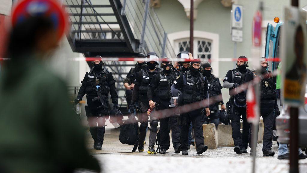 Alemania secuestro