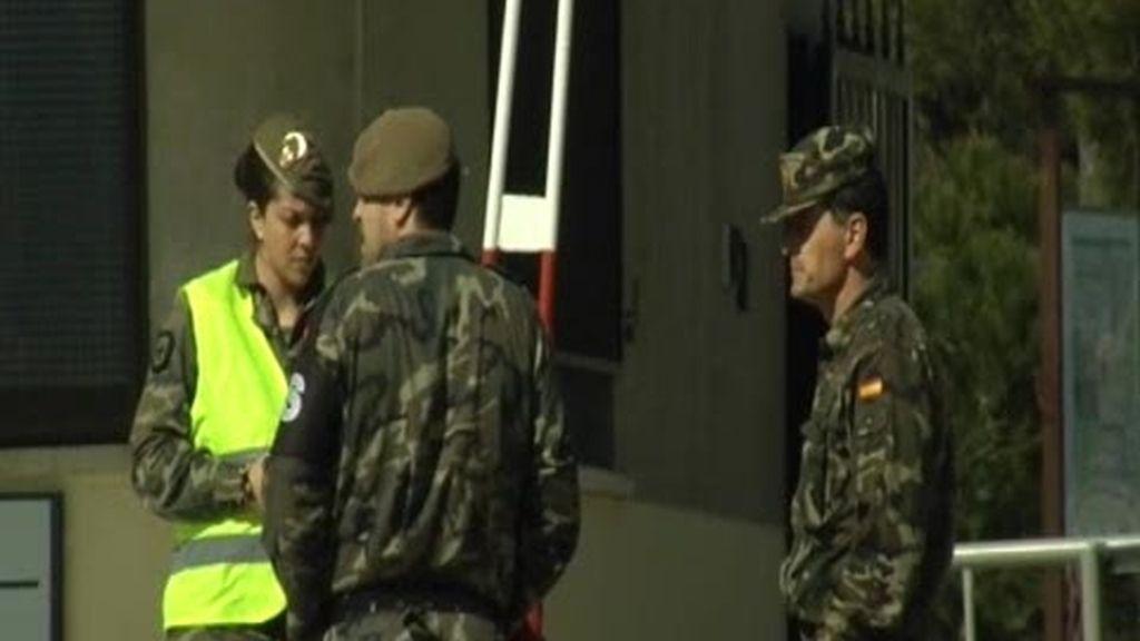 Cinco militares muertos durante un ejercicio práctico de desminado