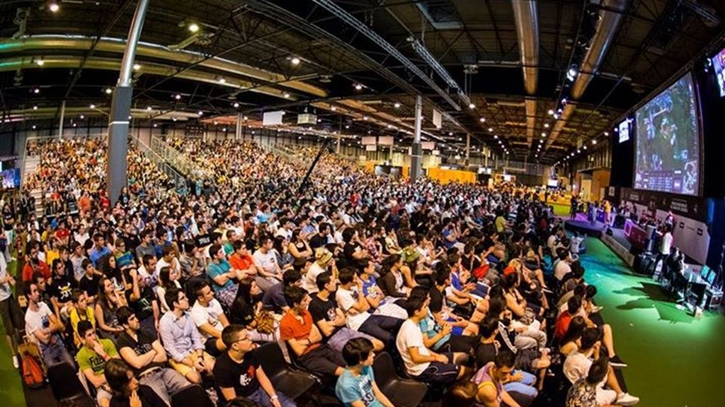 Gamergy, LVP, eSports, Final Cup 6