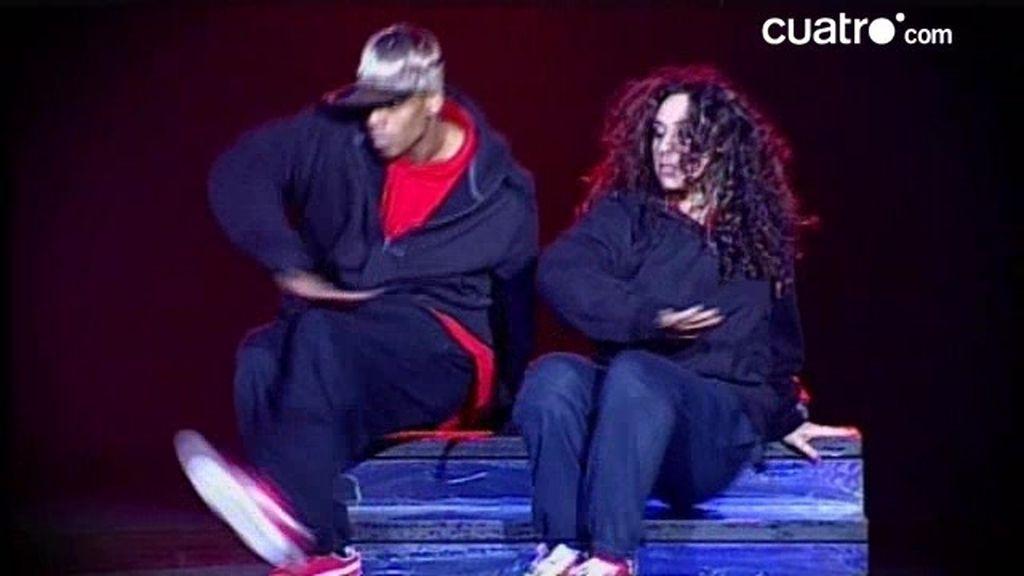 Promo Fama ¡a bailar!: final parejas