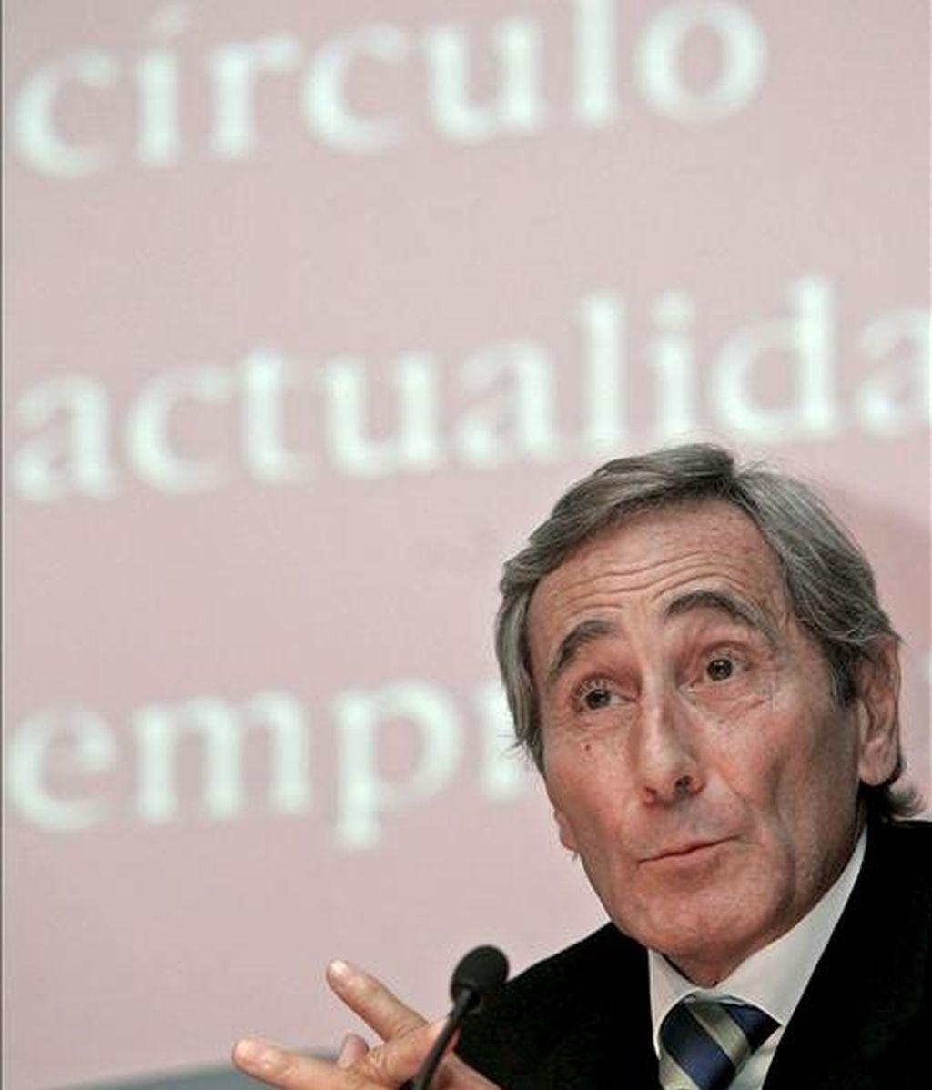 En la imagen, el consejero delegado del Grupo Telefónica, Julio Linares. EFE/Archivo