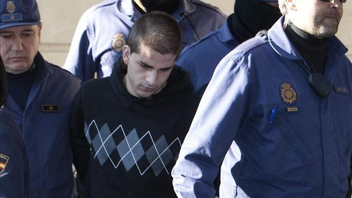 El asesino confeso de Marta del Castillo, Miguel C.D. EFE/Archivo