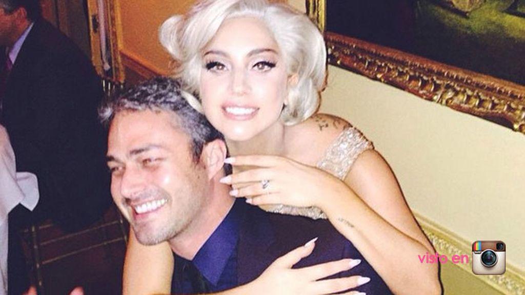 Lady Gaga y su marido