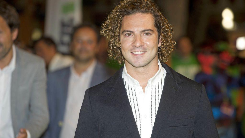 """David Bisbal, el 'corazón latino' de """"La Voz"""""""