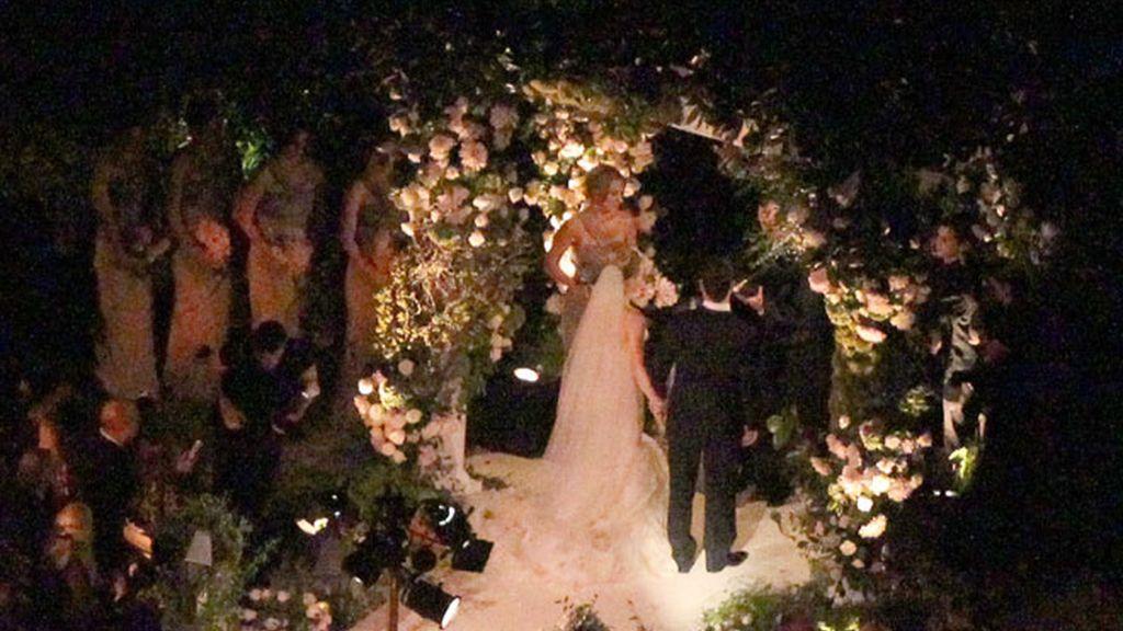 Hilary Duff, boda por todo lo alto y al estilo clásico